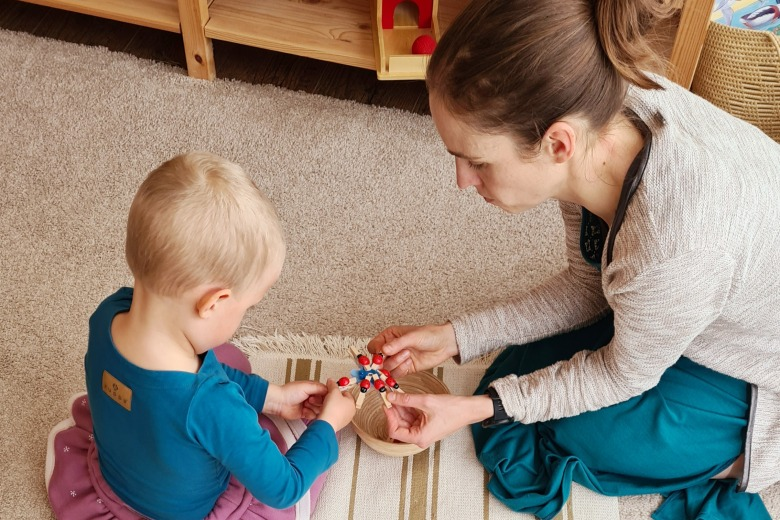 Montessori program JA SÁM 2-6 rokov