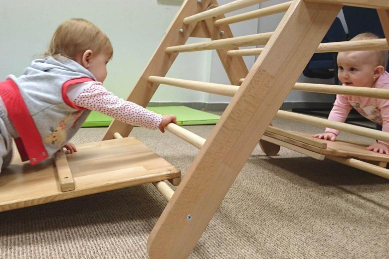 Montessori siesta 3-12 mesiacov