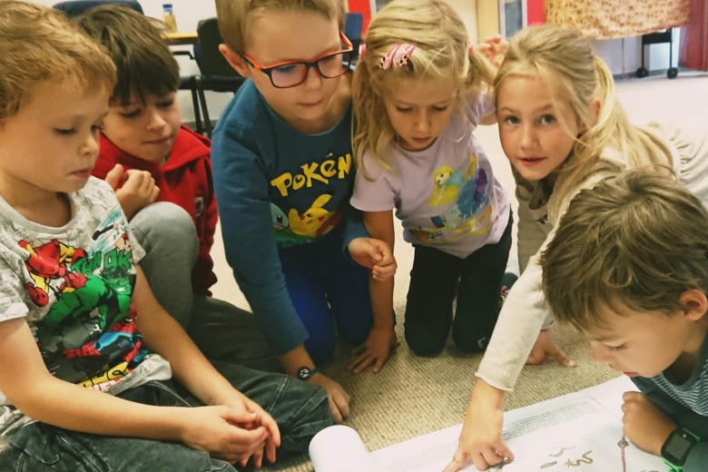 Montessori pracovne 6-10 rokov