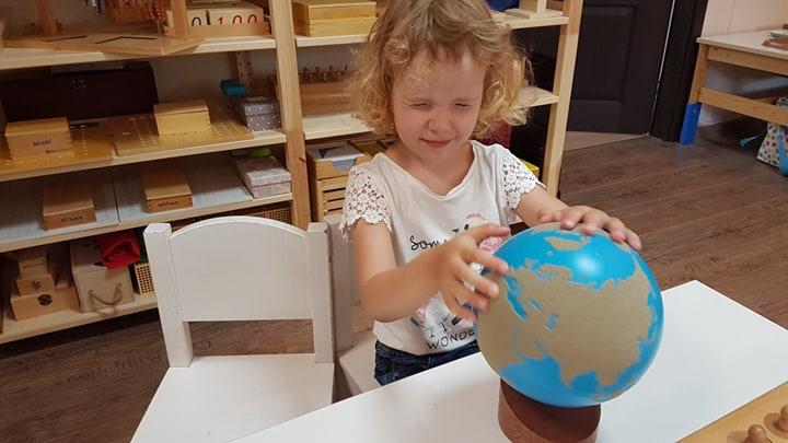 Montessori letné pracovne