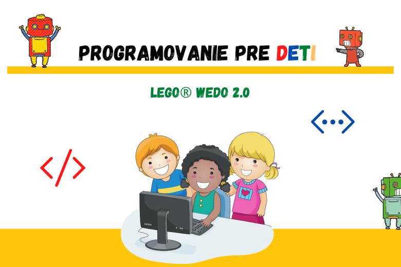 LEGO® WeDo 2.0