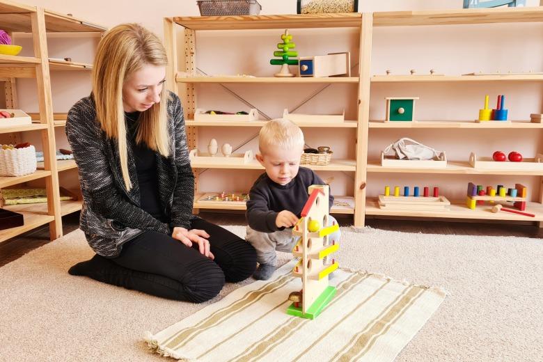 Montessori pracovne 1-3 roky
