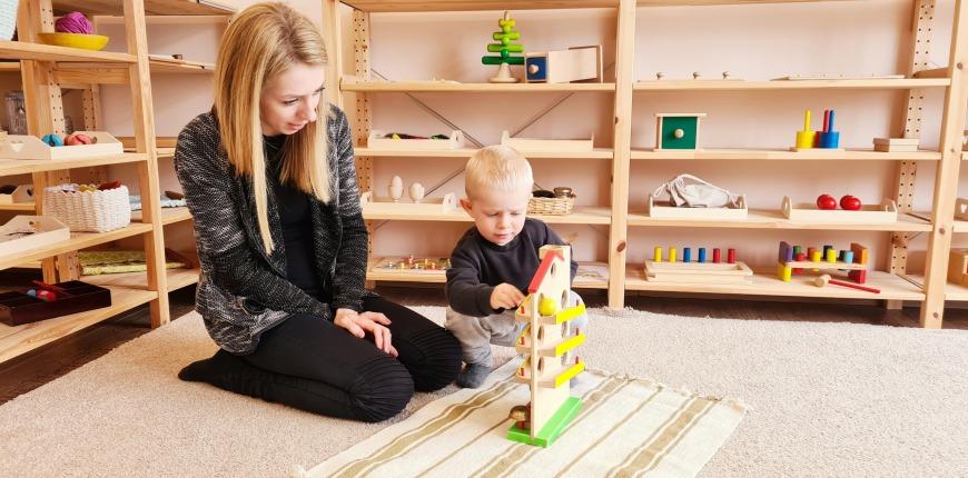 """Kurzy Montessori Ateliér a seminár """"ruka v ruke spolu kráčame"""""""