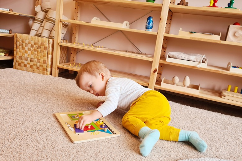 Montessori individuálne stretnutia